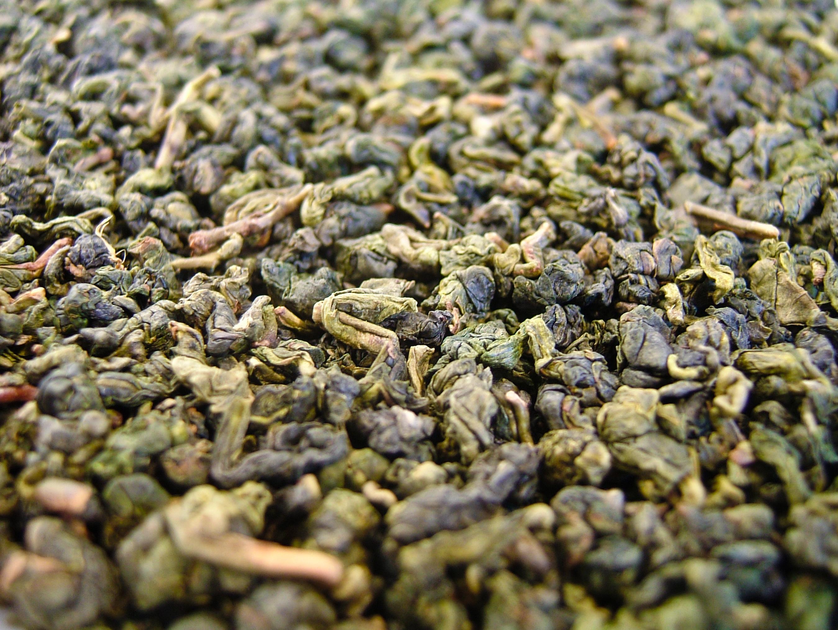 Tè oolong in foglie sciolte