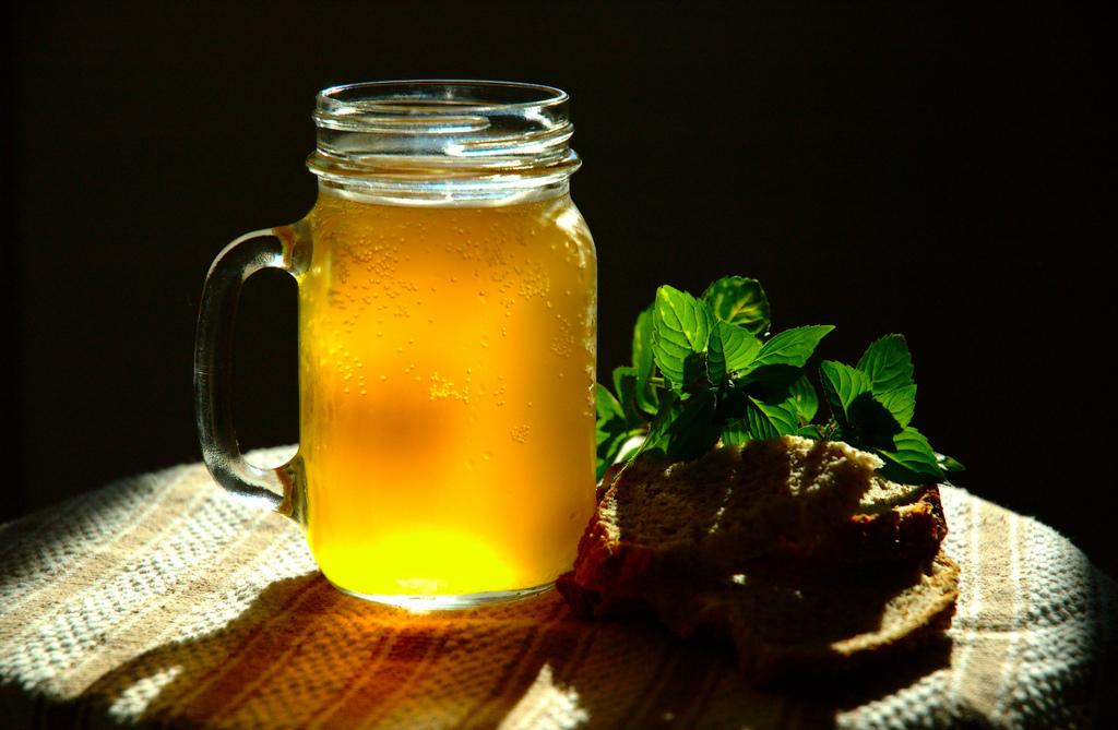 kombucha: tè fermentato