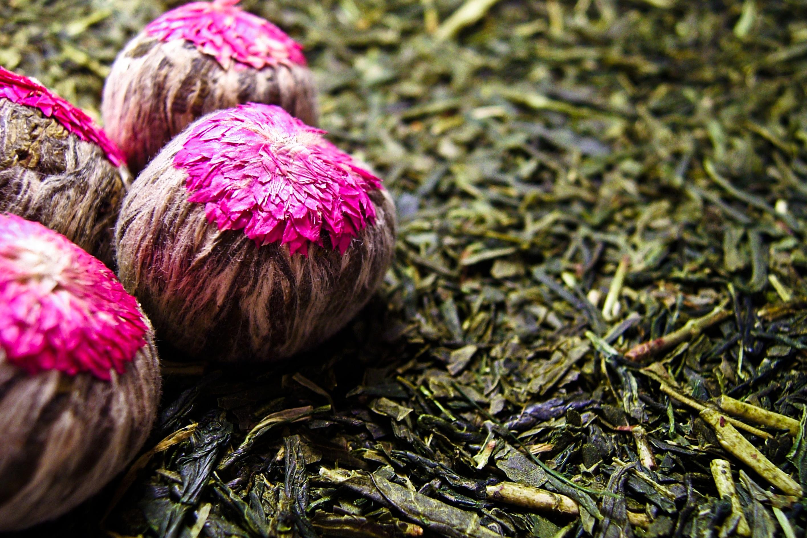 tè al gelsomino (jasmine tea)