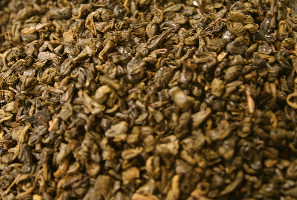 Tè verde Gunpowder Formosa (Taiwan)